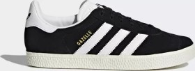 adidas Gazelle core black/footwear white/gold metallic (Junior) (BB2502)