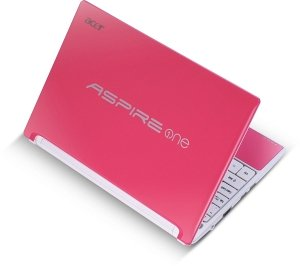 Acer Aspire One Happy pink, Atom N550, Bluetooth (LU.SE90D.012)
