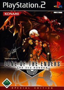 Zone of the Enders 2: The 2nd Runner (German) (PS2)