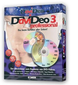 GData Software: DaViDeo 3 Professional (PC)