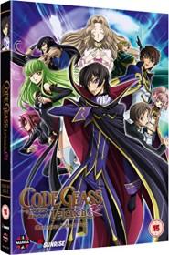 Code Geass - Lelouch Of The Rebellion Season 2 (DVD) (UK)
