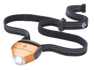 Black Diamond Ion head torch