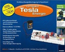 Franzis Lernpaket Tesla Energie (deutsch) (PC)