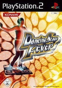 Dancing Stage Fever (niemiecki) (PS2)