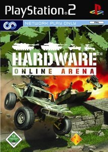 Hardware Online Arena (deutsch) (PS2)