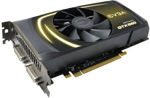 EVGA GeForce GTX 560, 1GB GDDR5, 2x DVI, Mini HDMI (01G-P3-1460)