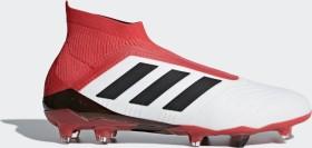 adidas Predator 18+ FG whitecore blackreal coral (Herren) (CM7391) ab € 149,98