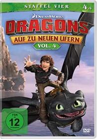 Dragons - Auf zu neuen Ufern Vol. 4 (DVD)