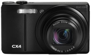 Ricoh CX4 black (175604)