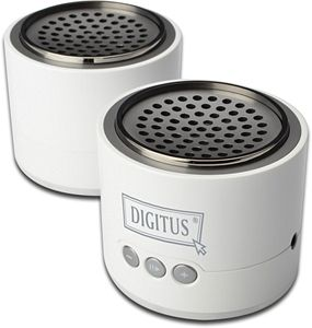 Digitus stereo Bass Bluetooth, white (DA-10293)