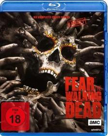 Fear the Walking Dead Staffel 2 (Blu-ray)