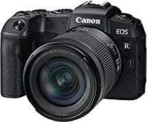 Canon EOS RP mit Objektiv RF 24-105mm 4.0-7.1 IS STM (3380C133)
