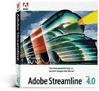 Adobe: Streamline 4.0 (angielski) (MAC) (16020025)
