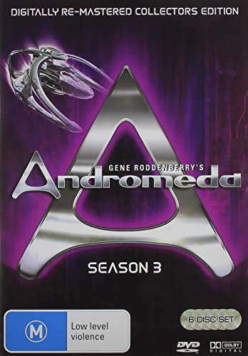 Andromeda Season 3 (UK) -- via Amazon Partnerprogramm