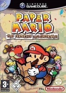 Paper Mario 2 - Die Legende vom Äonentor (German) (GC)