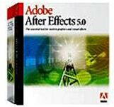 Adobe: After Effects 5.0 (angielski) (MAC) (15510522)