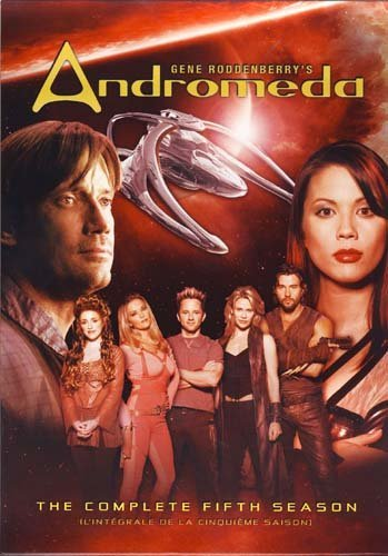 Andromeda Season 5 (UK) -- via Amazon Partnerprogramm
