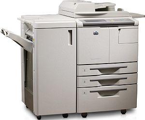 HP LaserJet 9055 MFP, B&W-laser (Q3631A)