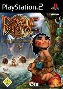 Brave (German) (PS2) (96948 54)