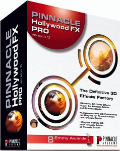 Pinnacle Hollywood FX Pro 5 aktualizacja (PC)