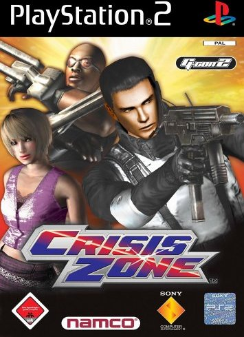 Crisis Zone (German) (PS2) (96668 44) -- via Amazon Partnerprogramm