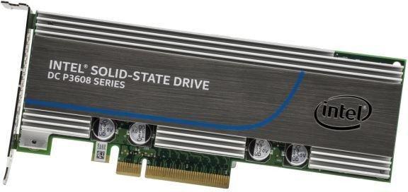 Intel SSD DC P3608 4TB, PCIe 3.0 x8 (SSDPECME040T401)