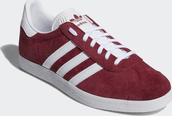 cheap for discount 6e91a c4996 adidas Gazelle collegiate burgundyftwr white (men) (B41645) starting from  £ 56.83 (2019)  Skinflint Price Comparison UK