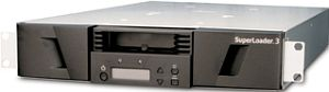 Freecom SuperLoader 3 LTO2-HH, LTO-Ultrium 2, 1.6/3.2TB, SCSI (30607)