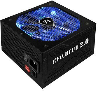 Thermaltake EVO_Blue 2.0 black 750W ATX 2.3 (EVO-750M)