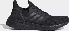 adidas Ultra Boost 20 core black/solar red (Damen) (FU8498)