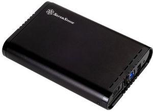 """SilverStone TS07, 3.5"""", USB-B 3.0 (SST-TS07B)"""