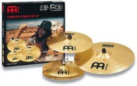 Meinl HCS Complete Cymbal set (HCS141620)