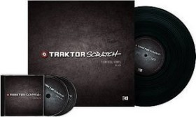 Native Instruments tractor Scratch Timecode vinyl (various colours)