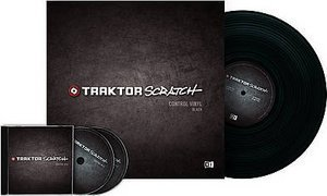 Native Instruments Traktor Scratch Timecode vinyl (various colours)