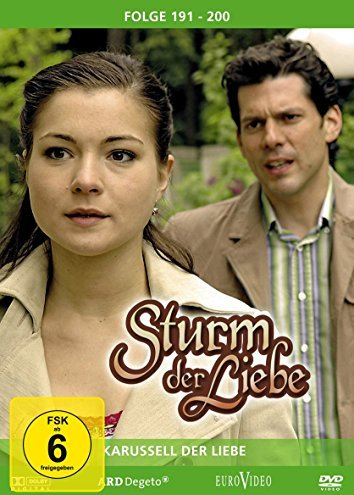 Sturm der Liebe Staffel 20 (Folgen 191-200) -- via Amazon Partnerprogramm