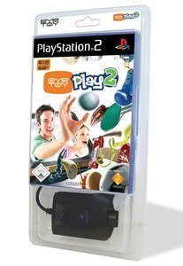 EyeToy: Play 2 Bundle (niemiecki) (PS2)