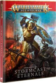 Games Workshop Warhammer Age of Sigmar - Battletome: Stormcast Eternals 2021 (DE) (04030218007)