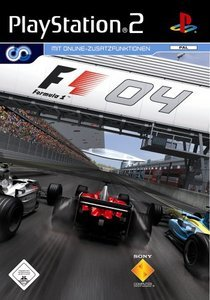 Formula 1 2004 (deutsch) (PS2) (96499 46)
