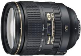 Nikon AF-S 24-120mm 4.0G ED VR schwarz (JAA811DA)