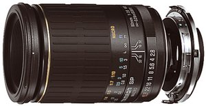 Tamron SP MF 90mm 2.8 makro 1:1 (72B)