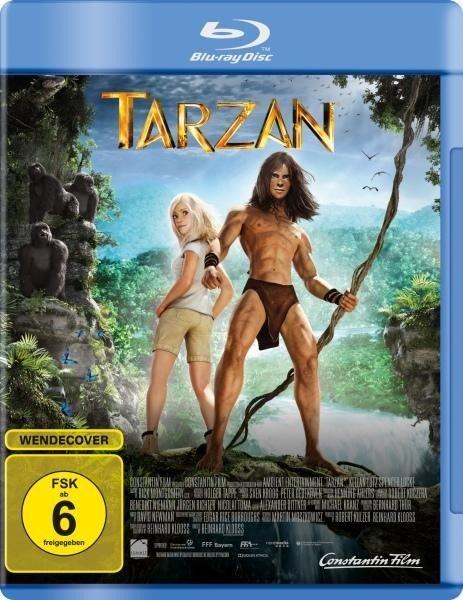 Tarzan (2013) (Blu-ray)