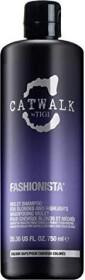 Bed Head Tigi Catwalk Fashionista Violet hair shampoo, 750ml