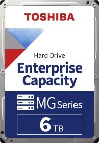 Toshiba Enterprise Capacity MG06SCA 6TB, 512e, SAS 12Gb/s (MG06SCA600E)