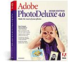 Adobe: PhotoDeluxe Home Edition 4.0 (English) (PC) (28101162)