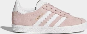 adidas Gazelle icey pink/cloud white/gold metallic (Junior) (BY9548)