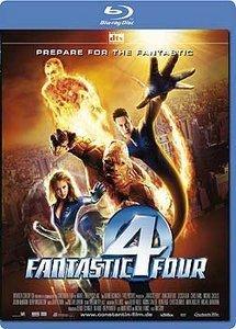 Fantastic Four (Blu-ray)
