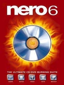 Nero Nero Burning Rom 6 OEM (PC)
