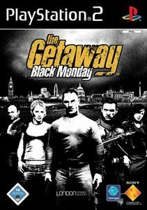 The Getaway 2 - Black Monday (niemiecki) (PS2)