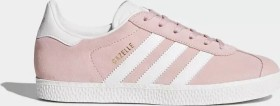 adidas Gazelle icey pink/cloud white/gold metallic (Junior) (BY9544)