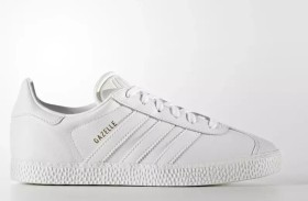 adidas Gazelle cloud white (Junior) (BY9147)